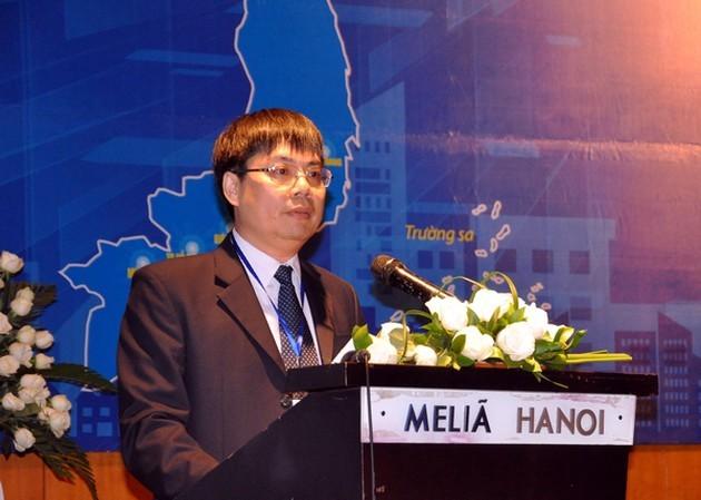 ông Tô Mạnh Cường, Tổng giám đốc mới của MobiFone.