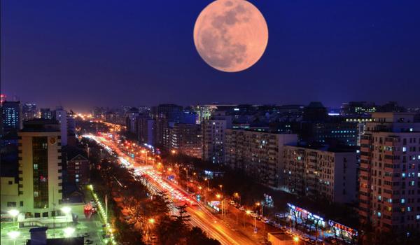 Việt Nam đón siêu trăng đầu tiên của năm