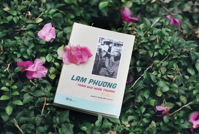 Nhạc sĩ Lam Phương đang chữa bệnh ở Mỹ, xúc động nhận được sách viết về mình