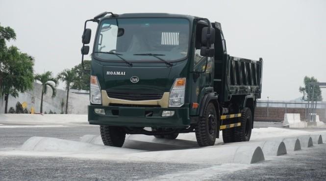 Cty THHH Ô tô Hoa Mai chuyên sản xuất, lắp ráp xe tải ở Hải Phòng
