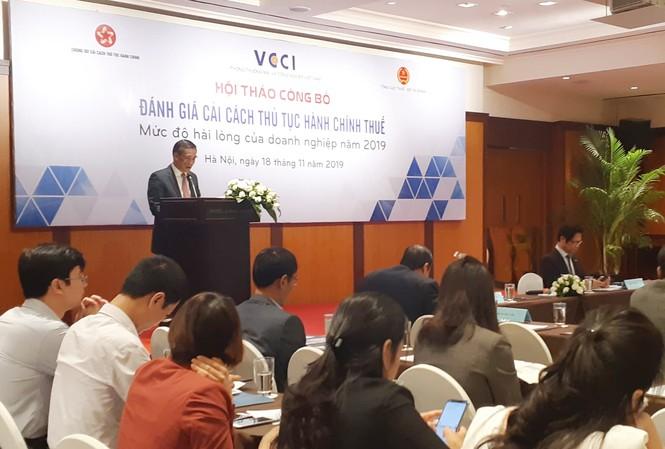 Thứ trưởng Bộ Tài chính Trần Xuân Hà hứa thời gian tới sẽ tiếp tục chỉ đạo cơ quan thuế cải cách thủ tục hành chính