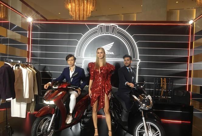 Honda SH 150i mới ra mắt tại Việt Nam đầu tháng 11 vừa qua