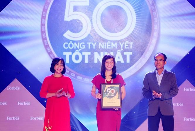 Bảo Việt Top 50 công ty niêm yết tốt nhất Việt Nam  8 nãm liên tiếp