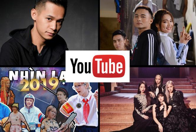 Youtube đang là mảnh đất màu mỡ cho các nhà sáng tạo, thu nhập khủng