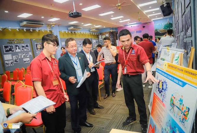 ĐH Nguyễn Tất Thành công bố điểm chuẩn theo phương thức điểm thi THPT