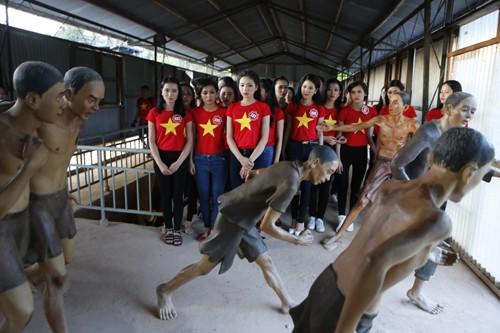 Rưng rưng khi thăm Di tích nhà tù Phú Quốc