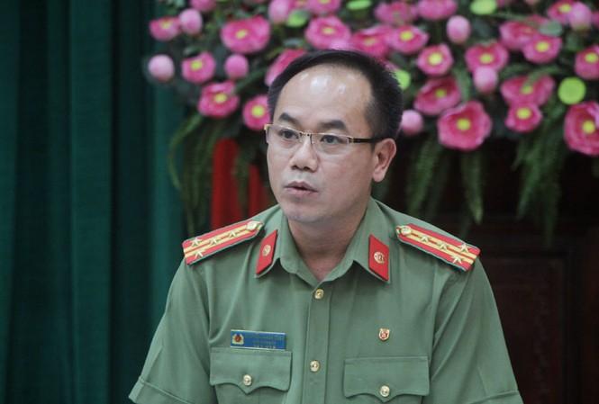 Đại tá Nguyễn Thanh Tùng, Phó giám đốc Công an thành phố Hà Nội