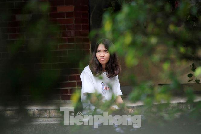 Nữ sinh Trần Thị Yến. Ảnh: Trường Phong