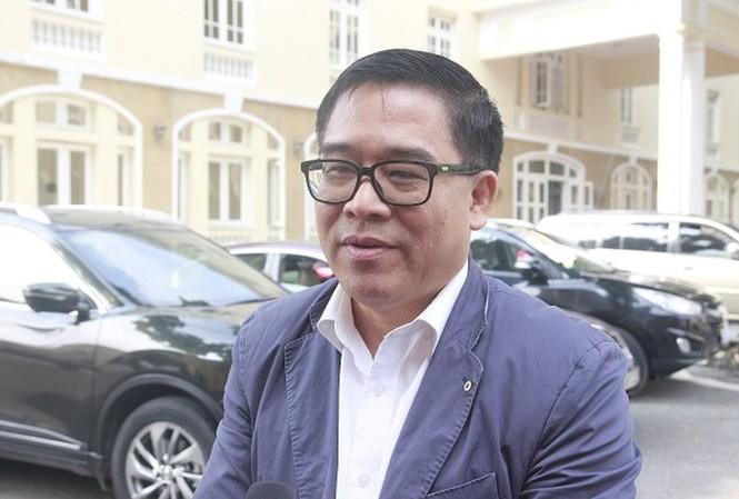 Bí thư Huyện uỷ Mê Linh Đỗ Đình Hồng