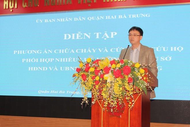 Ông Nguyễn Quang Trung. Ảnh tư liệu
