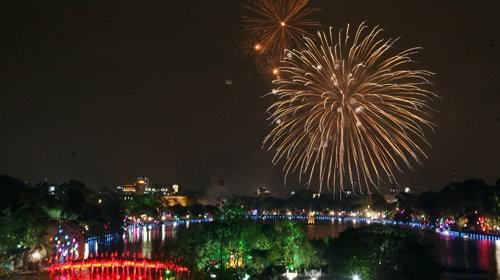 Hà Nội sẵn sàng bắn pháo hoa, đếm ngược chào năm mới 2021