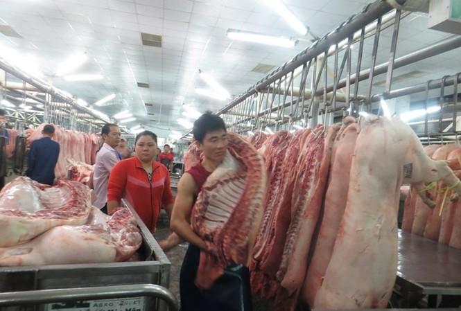 TPHCM sẽ bán thịt heo như... chứng khoán