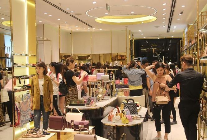 Mặc dù là ngày chính thức của Black Friday, nhưng nhiều người tỏ ra khá thất vọng khi mua sắm