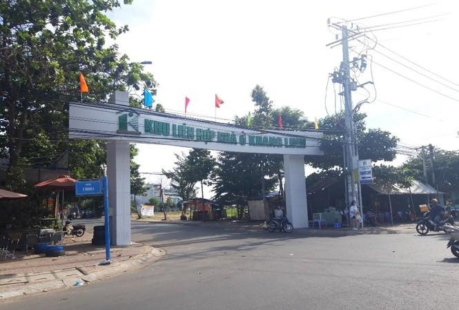 Khu nhà ở Khang Linh, một trong những điểm nóng về việc dự án đã tồn tại cả chục năm nhưng dân chưa được cấp GCNQSD nhà ở  đất ở