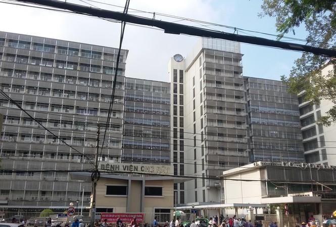 Bệnh viện Chợ Rẫy lên tiếng về vụ việc khoan nhầm bệnh nhân