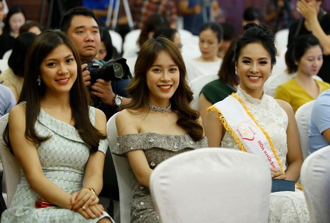 Ngắm dàn Á khôi tụ hội trong lễ phát động 'Hoa khôi Sinh viên Việt Nam