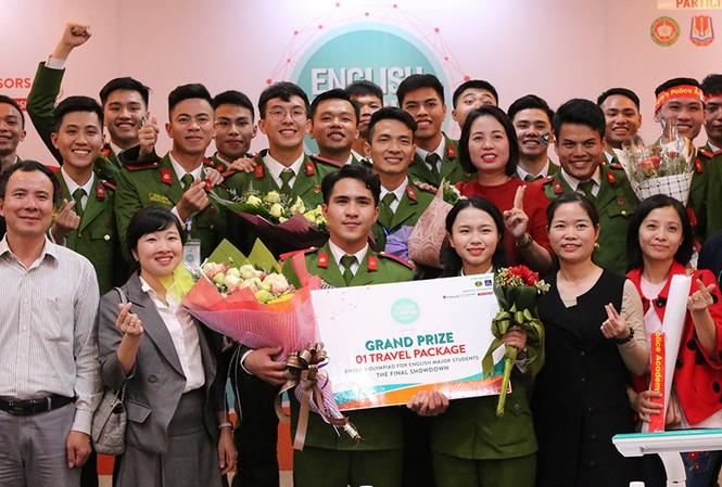 Đội thi Học viện Cảnh sát nhân dân đã đoạt giải Quán quân (đặc biệt). Giải Nhất thuộc về Trường Đại học Ngoại Ngữ - Đại học Đà Nẵng