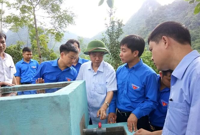 Xây dựng 200 bể xử lý nước sinh hoạt cho hộ đồng bào dân tộc thiểu số có hoàn cảnh khó khăn trên địa bàn tỉnh Thái Nguyên giai đoạn 2019 - 2021
