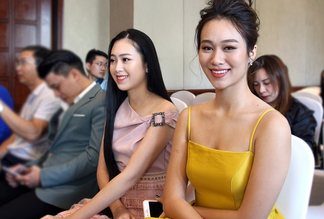 Hội tụ nhan sắc lễ phát động cuộc thi Hoa khôi Sinh viên Việt Nam 2020