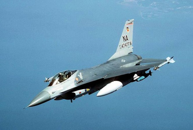 Tiêm kích F-16 đời đầu