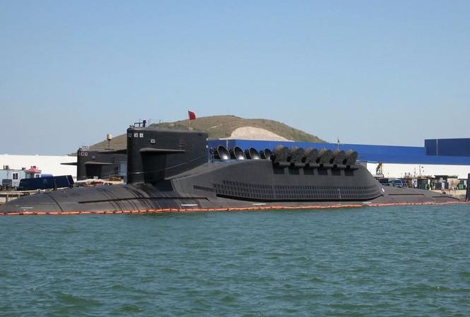 tàu ngầm Type 094 của Trung Quốc
