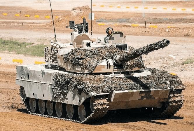 Xe tăng Type 15 của Trung Quốc