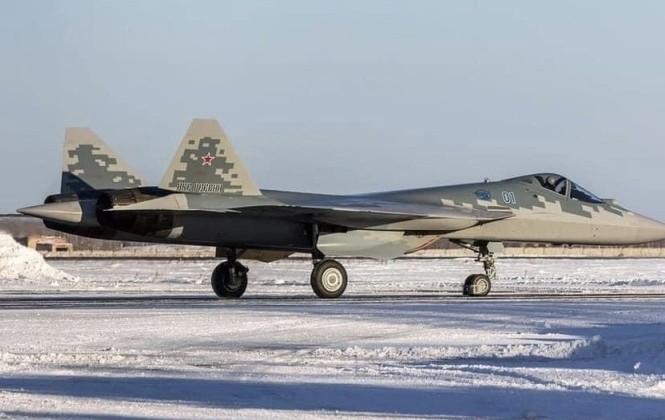 Tiêm kích Su-57 đã được triển khai tại Quân khu phía Nam của Nga