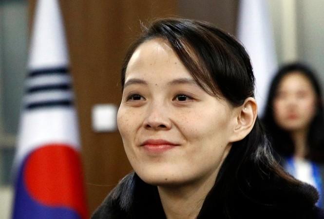 Kim Yo Jong, em gái nhà lãnh đạo  Kim Jong Un không xuất hiện trong danh sách Bộ Chính trị mới