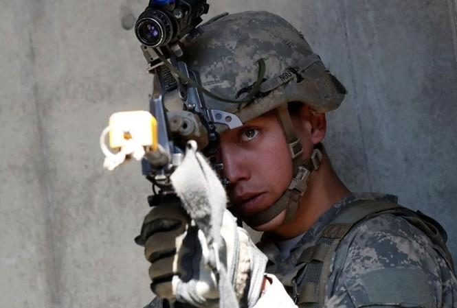 Lực lượng đặc biệt của lục quân Mỹ (SF) ra đời vào năm 1952