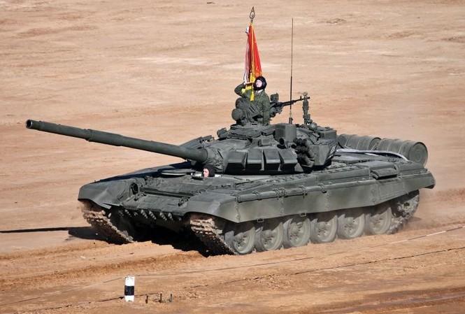 Xe tăng của Lục quân Nga