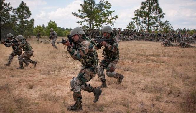 Lính đánh thuê Gurkha được đánh giá rất cao về khả năng chiến đấu