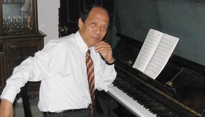 Nhạc sĩ Vũ Việt Hùng