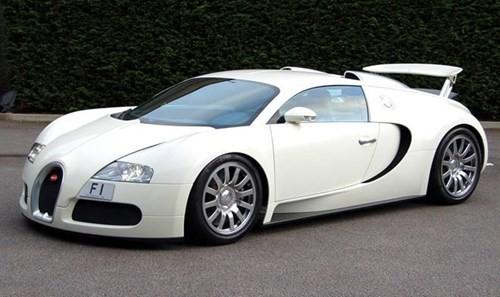 Siêu biển số F1 gắn trên siêu xe Bugatti Veyron được chào bán với mức giá điên rồ 17 triệu USD.