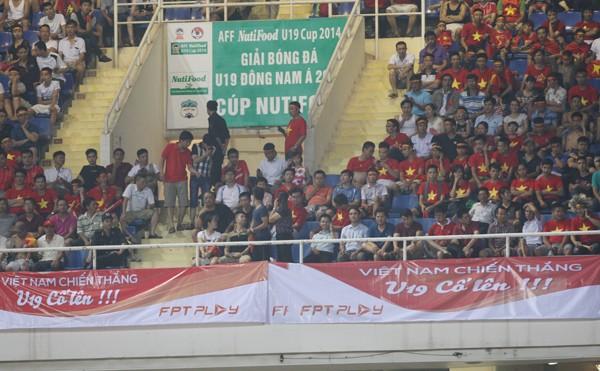 Trận chung kết U19 VN 0-1 U19 Nhật Bản