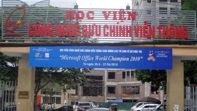 Học viện Bưu chính Viễn thông trực thuộc Bộ TT&TT