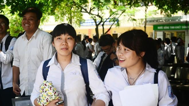 Hơn 17.000 thí sinh cả nước trượt tốt nghiệp