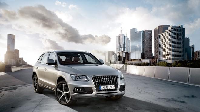 Mùa hè sôi động cùng Audi Q5 và Q7