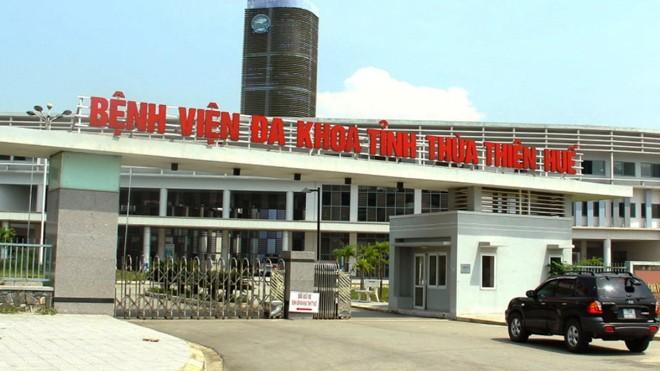 Bệnh viện đa khoa TT-Huế bàn giao về Bộ Y tế quản lý, trên cơ sở nguyên trạng, sẽ trở thành cơ sở 2 của Bệnh viện T.Ư Huế. Ảnh: Ng.Linh