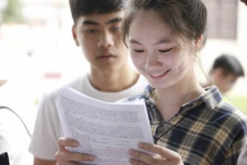 Toàn cảnh tuyển sinh vào ĐH Quốc gia Hà Nội năm 2017