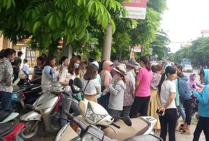 Huyện Thanh Oai nếu tiến hành thi tuyển giáo viên thì nên cần có chính sách ưu tiên cho các giáo viên diện hợp đồng lâu năm (ảnh do bạn đọc cung cấp).