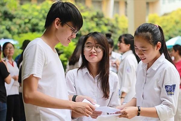 Hà Nội công bố đề thi tham khảo kỳ thi tuyển sinh lớp 10 THPT