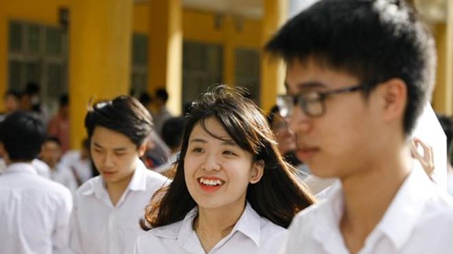Các trường ĐH top đầu lấy điểm chuẩn 24 đến 28,5