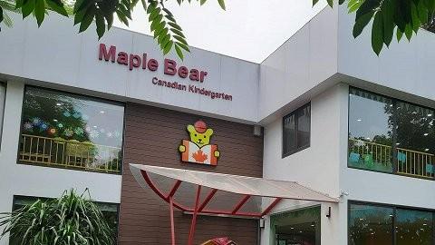 Học sinh Trường mầm non Maple Bear bị nhốt trong tủ