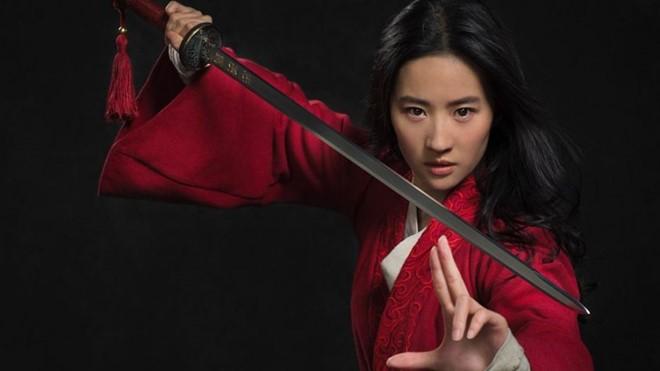 """Lưu Diệc Phi đóng vai chính trong bộ phim """"Hoa mộc lan""""."""