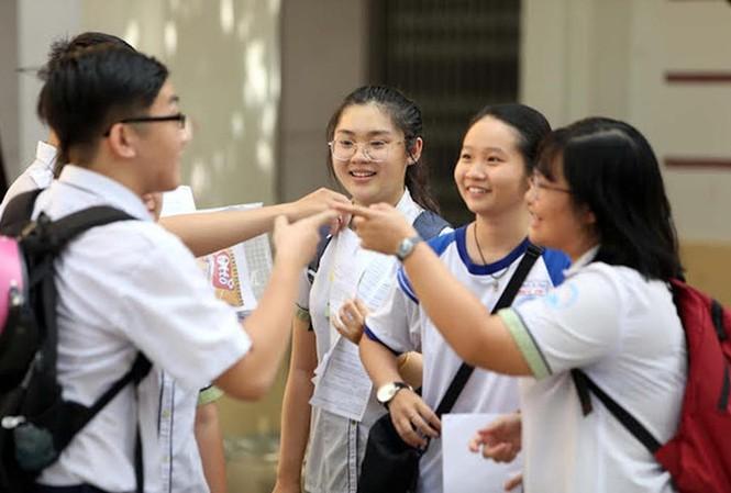 Trường đại học Hà Nội lấy điểm chuẩn cao nhất là 35,38