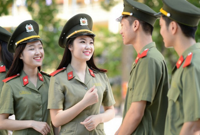 Học viện Chính trị Công an nhân dân thông báo xét tuyển bổ sung