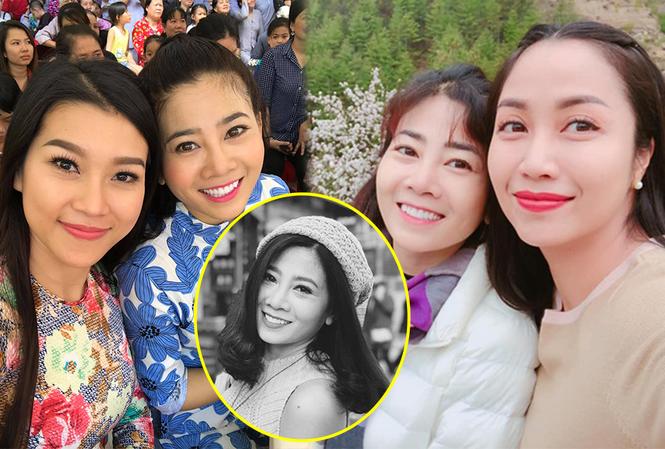 Quản lý cũ, bạn thân viết lời chúc mừng sinh nhật cố diễn viên Mai Phương gây xúc động