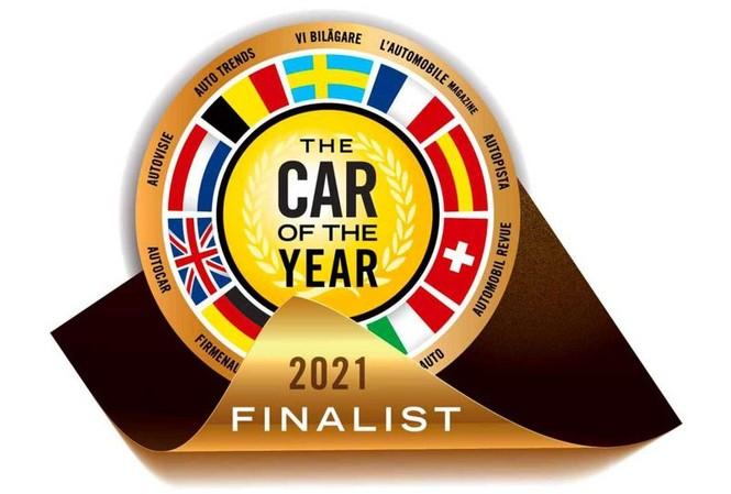 7 mẫu ôtô vào chung kết Xe châu Âu của năm 2021