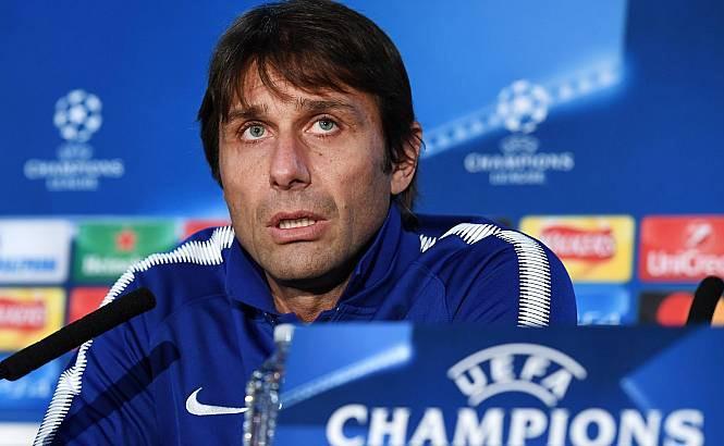 HLV Conte vẫn rất vững tin dù Chelsea có thể phải găp Barca hoặc PSG.