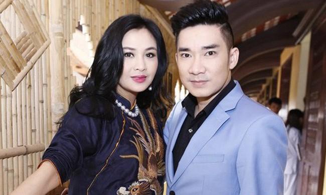 Quang Hà và đàn chị Thanh Lam.